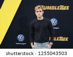 los angeles  dec 9  2018  actor ... | Shutterstock . vector #1255043503