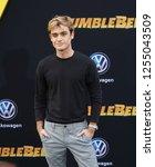 los angeles  dec 9  2018  actor ... | Shutterstock . vector #1255043509