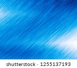 metal blue background or... | Shutterstock . vector #1255137193