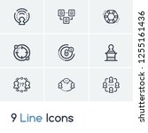 hr icon set and conflict...