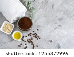 natural ingredients for... | Shutterstock . vector #1255372996