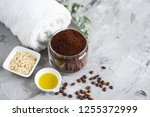 natural ingredients for... | Shutterstock . vector #1255372999