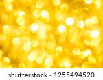 abstract golden background with ... | Shutterstock . vector #1255494520