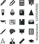 solid black vector icon set  ... | Shutterstock .eps vector #1255529050