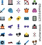 vector icon set   sewing... | Shutterstock .eps vector #1255549960