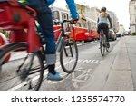 vienna  austria   october  2018 ... | Shutterstock . vector #1255574770