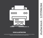 digital  printer  printing ...   Shutterstock .eps vector #1255586266
