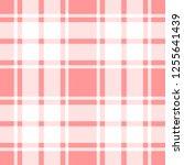 seamless vector plaid  tartan ...   Shutterstock .eps vector #1255641439
