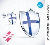i love finland flag...