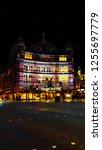 london   united kingdom  april  ... | Shutterstock . vector #1255697779