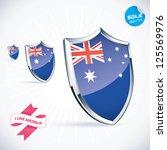 i love australia flag...