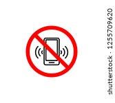 forbidden phone call icon can...