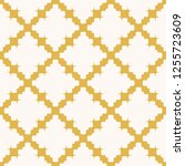 vector geometric seamless...   Shutterstock .eps vector #1255723609