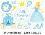 Cute Little Princess Cinderell...