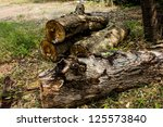 Timber Material In Country