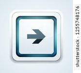 right arrow sign illustration | Shutterstock .eps vector #1255748176