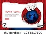 Theatre Festival Landing Page...