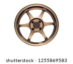 wheel alloy die casting... | Shutterstock . vector #1255869583