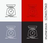 implementation  mass  scale ... | Shutterstock .eps vector #1256017063
