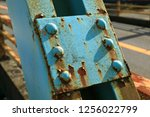 Rust Of Metals. Corrosion Of...