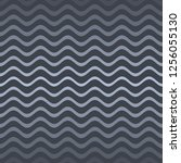 vector modern seamless gradient ...   Shutterstock .eps vector #1256055130
