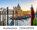 Canal Grande With Venice...
