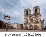 Notre Dame De Paris Cathedral ...