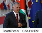 brussels  belgium. 12th dec....   Shutterstock . vector #1256140120