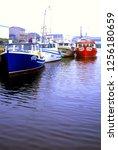 canada  nova scotia  cape... | Shutterstock . vector #1256180659