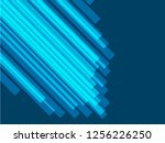 corporate cover concept with... | Shutterstock .eps vector #1256226250