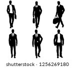 vector illustration of men... | Shutterstock .eps vector #1256269180
