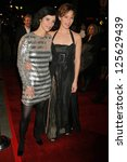 "Small photo of HOLLYWOOD - DECEMBER 18: Maribel Verdu and Ariadna Gil at the Los Angeles Special Screening of ""Pan's Labyrinth"" on December 18, 2006 at Egyptian Theater, Hollywood, CA."