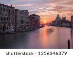 sunrise at venice   Shutterstock . vector #1256346379