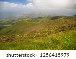 panoramic view point... | Shutterstock . vector #1256415979
