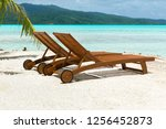 travel  seascape and nature...   Shutterstock . vector #1256452873