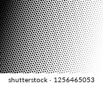 points dots background. grunge... | Shutterstock .eps vector #1256465053