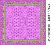 background  geometric pattern... | Shutterstock .eps vector #1256477626