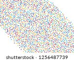 festival pattern with color... | Shutterstock .eps vector #1256487739