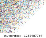 festival pattern with color... | Shutterstock .eps vector #1256487769