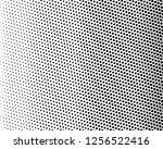 halftone background. fade... | Shutterstock .eps vector #1256522416
