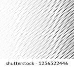 halftone background. fade... | Shutterstock .eps vector #1256522446