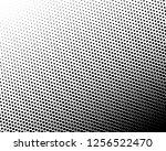 halftone background. fade... | Shutterstock .eps vector #1256522470