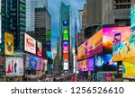 New York  Usa   October 19 ...