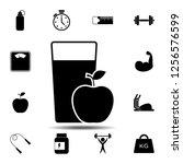 the apple fruit juice  crush in ...