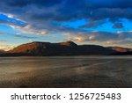 loch linnhe. kentallen ... | Shutterstock . vector #1256725483