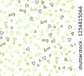 light green  yellow vector...   Shutterstock .eps vector #1256815066