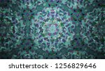 background with a colorful ... | Shutterstock . vector #1256829646