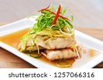 Steamed Fish Fillets With...