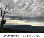 view of the fields and mountains | Shutterstock . vector #1257132703