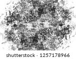 grunge background of black and... | Shutterstock . vector #1257178966